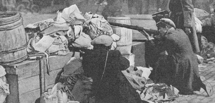 Dublin, Easter Rising