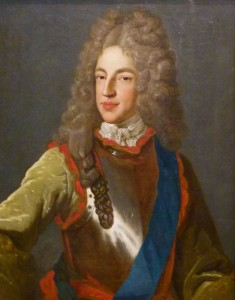 James Francis Edward Stuart - 'the Old Pretender', Jacobite, rebellion