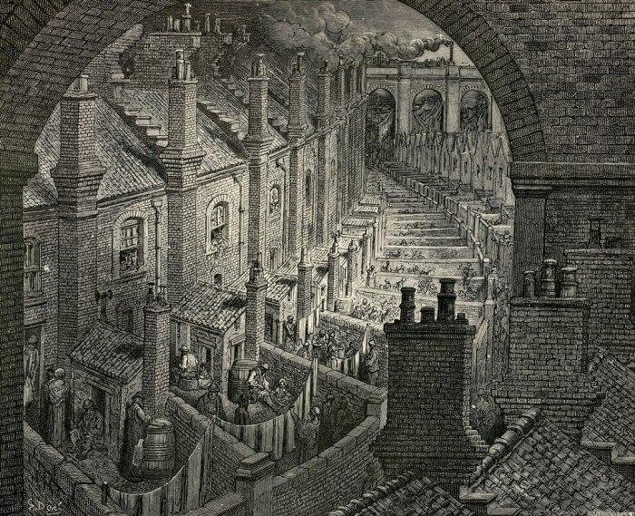 Housing, Victorian Britain