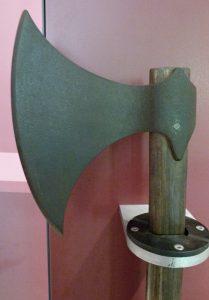 Housecarl, battleaxe, Hastings