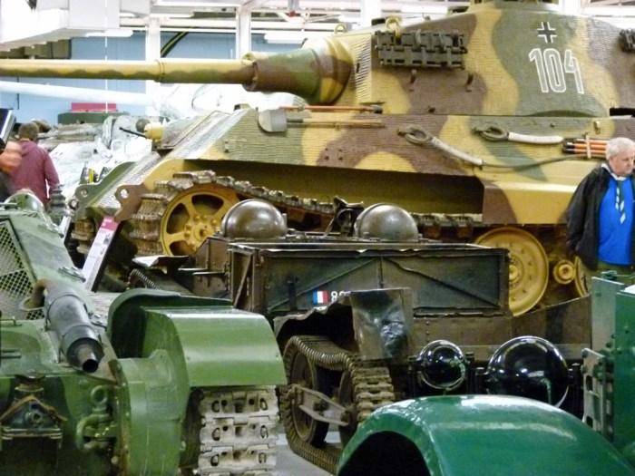 The Tank Museum, Bovington