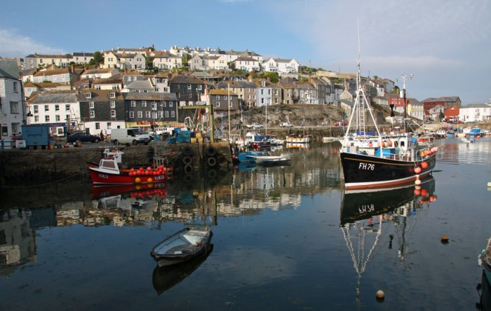 Charlestown, Cornwall, South West England