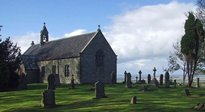 St Oswald's, Heavenfield, Northumbria