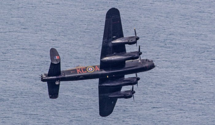 Lincolnshire, RAF, Avro Lancaster, Battle of Britain Flight, East Midlands