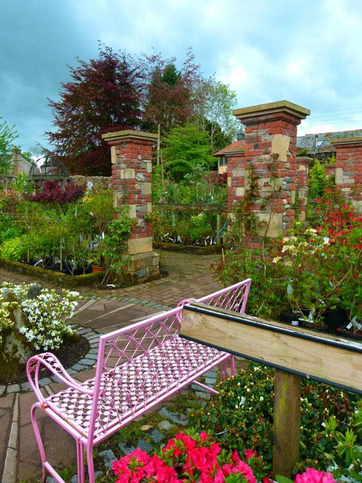 Larch Cottage, Melkinthorpe, nursery