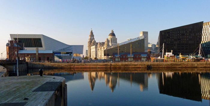 Liverpool Albert Dock, North West England