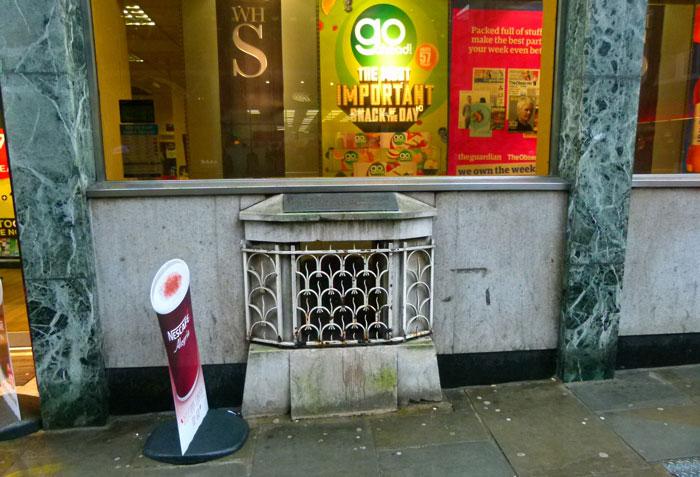 London Stone, Cannon Street