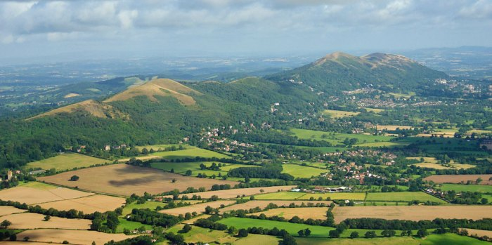 Malvern Hills, West Midlands