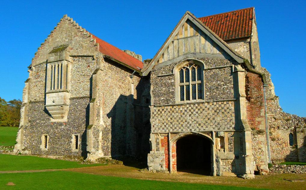 Castle Acre Priory A Bit About Britain