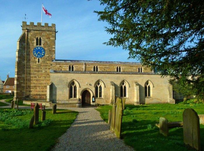 St ANDREWS, Aldborough