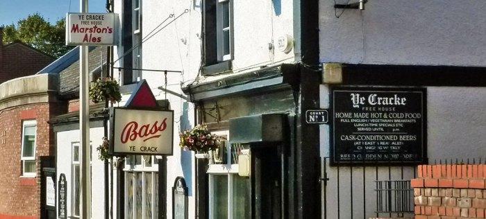 Ye Cracke, Rice Street, Liverpool