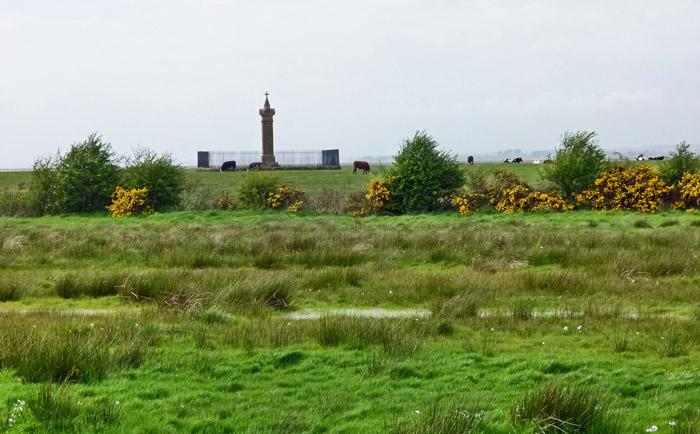 EDWARD I MEMORIAL, Burgh by Sands