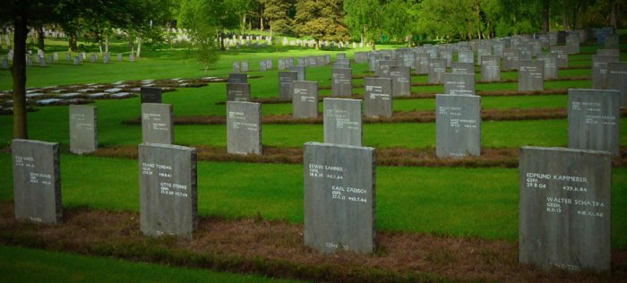 Deutsche Soldatenfriedhof, German Military Cemetery at Cannock Chase