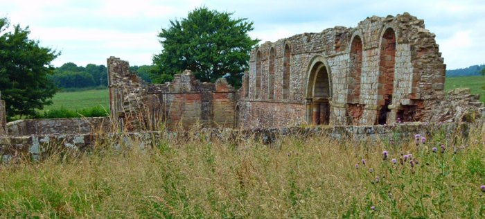 White Ladies Priory, Shropshire