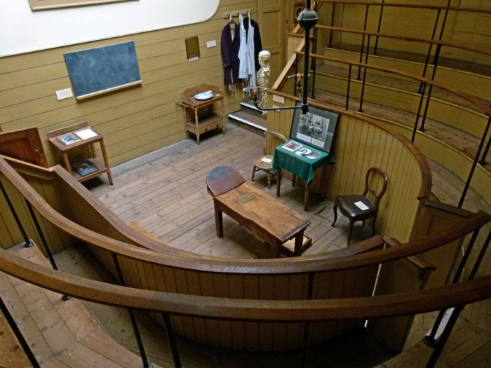 Old Operating Theatre, Southwark, London