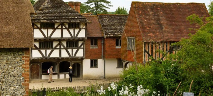 Weald & Downland Museum, West Sussex, UK