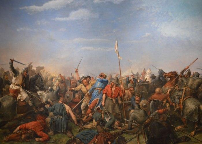 Battle of Stamford Bridge, Peter Arbo