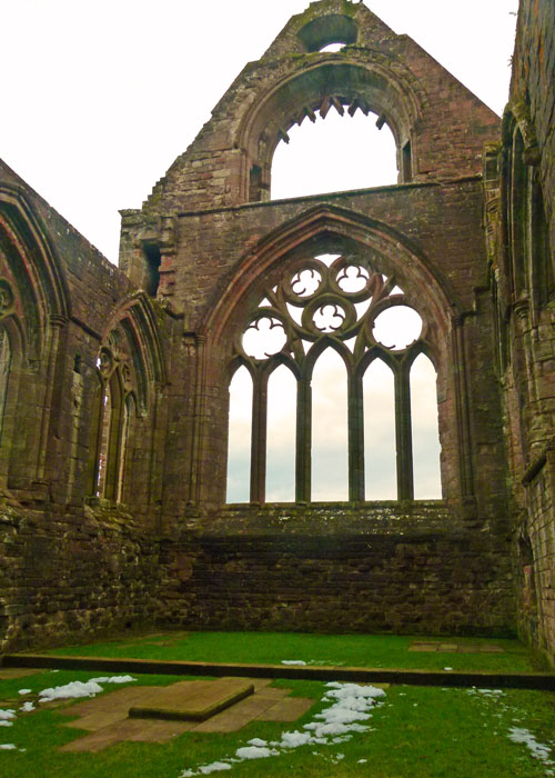 Sweetheart Abbey, Dervogilla Balliol, Dumfries