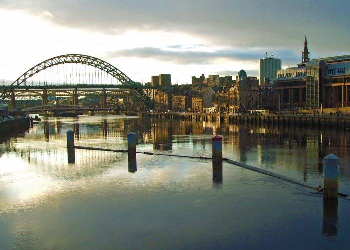 Tyne Bridge, Newcastle, Gateshead