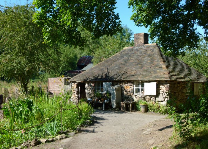 Blists Hill, Victorian, squatter's cottage