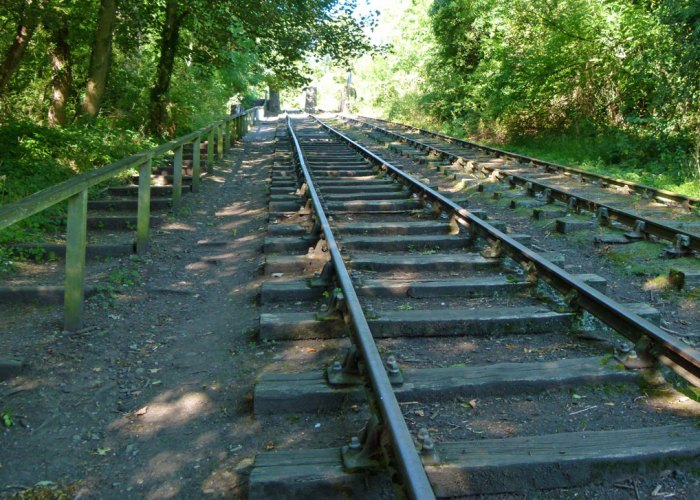 Blists Hill, Hay inclined plane