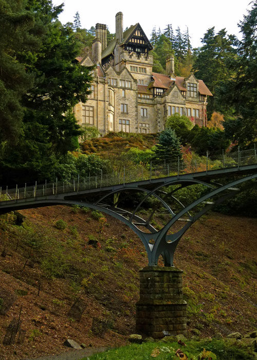 Cragside, Armstrong's House, Rothbury, Northumberland