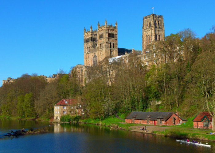 Durham Cathedral, River Wear