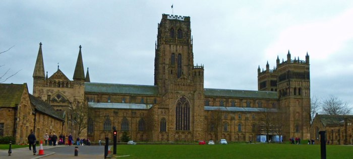 Durham Cathedral, Palace Green