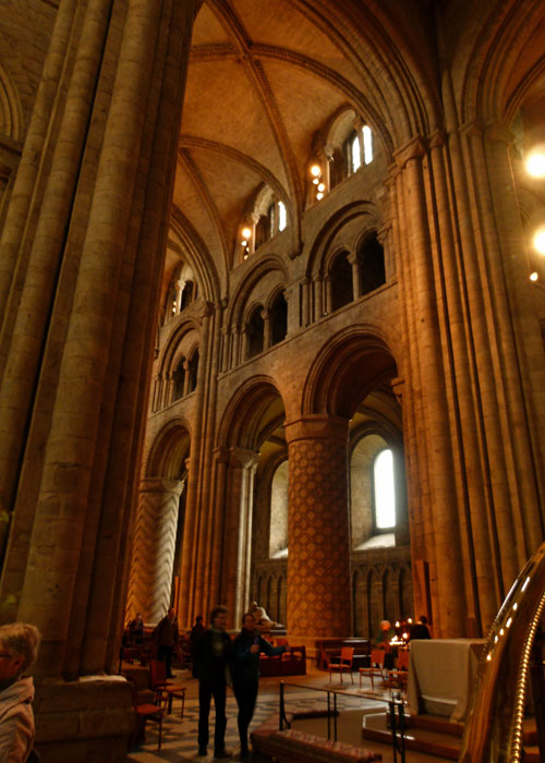 Norman architecture, Durham Cathedral