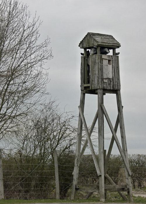 Eden Camp, Malton, Yorkshire. WW2 museum
