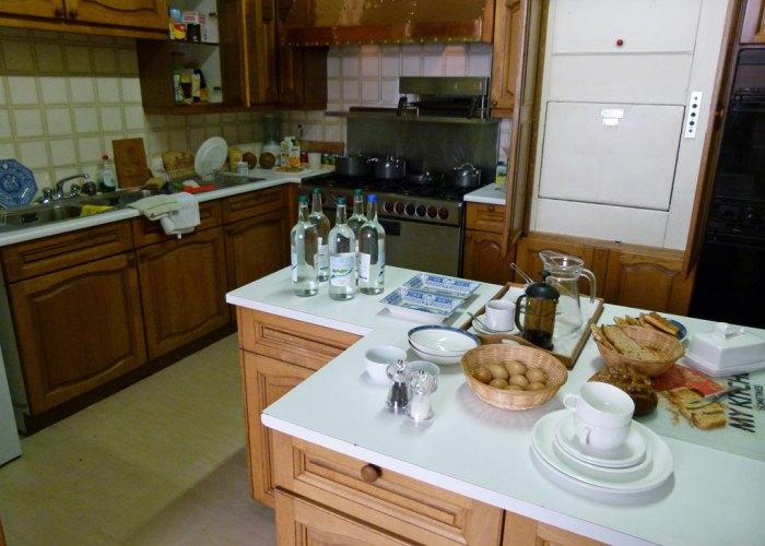Patrick Lichfield, kitchen, Shugborough