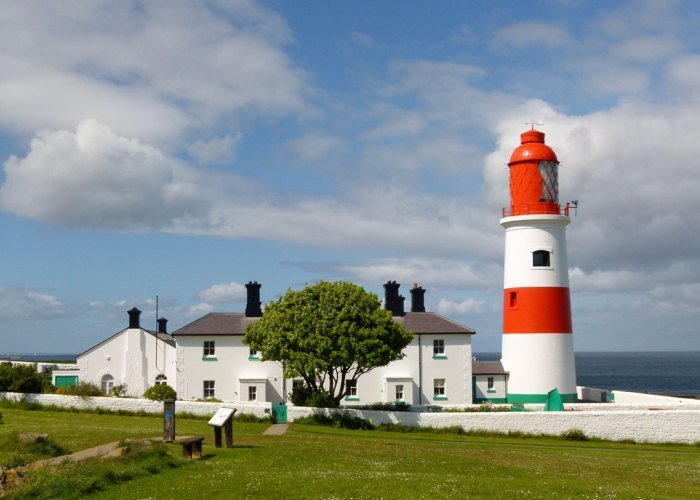 Souter lighthouse, Tyne & Wear