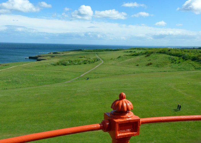Whitburn, Colliery, Souter, the Leas