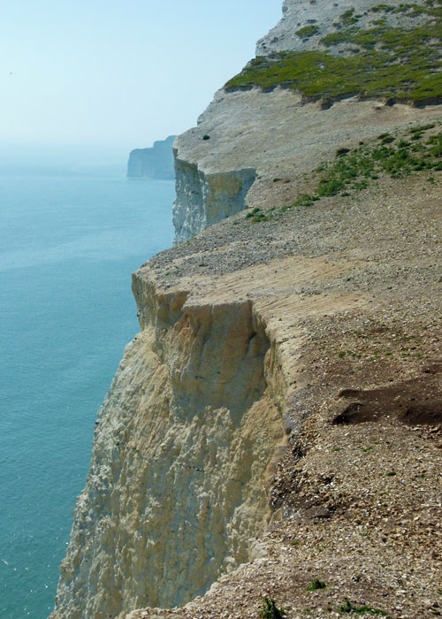 Seven Sisters, cliffs, East Sussex