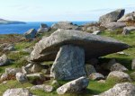 Arthur's Quoit, St David's Head