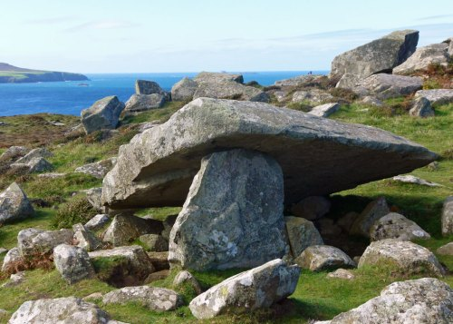 ARTHUR'S QUOIT, Pembrokeshire