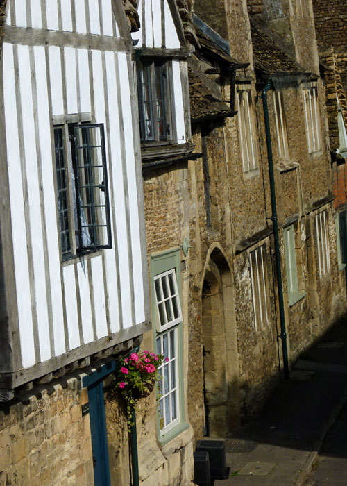 Lacock, Wiltshire, East Street