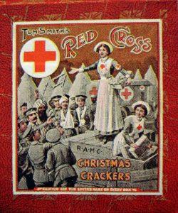History of Christmas crackers, Peter Kimpton
