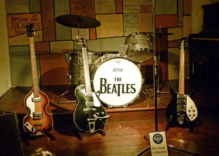 BEATLES STORY (The)