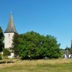 Bosham, Sussex, Holy Trinity, church