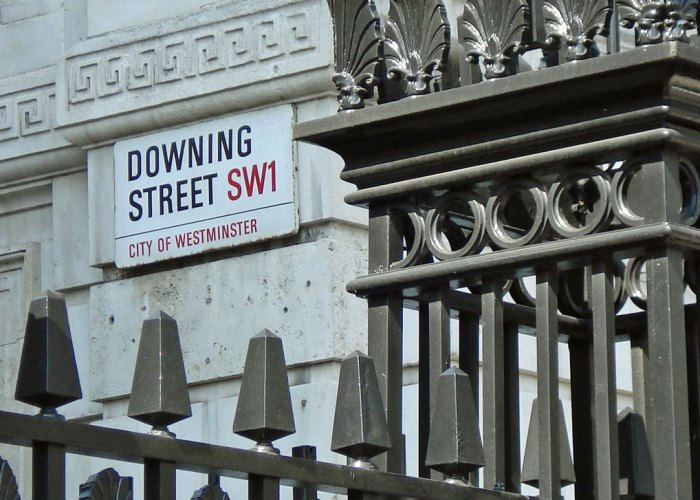 Downing Street, SW1A 2AA