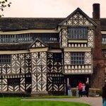 Little Moreton Hall, Cheshire, visit