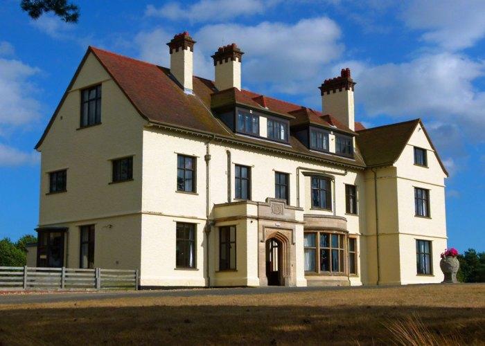 Tranmer House, Sutton Hoo, Edith Pretty