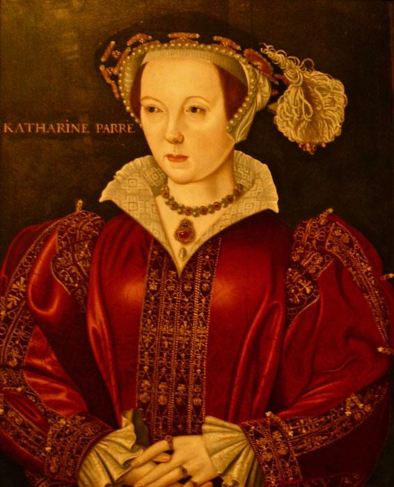 Catherine Parr, Anniversaries, 2018