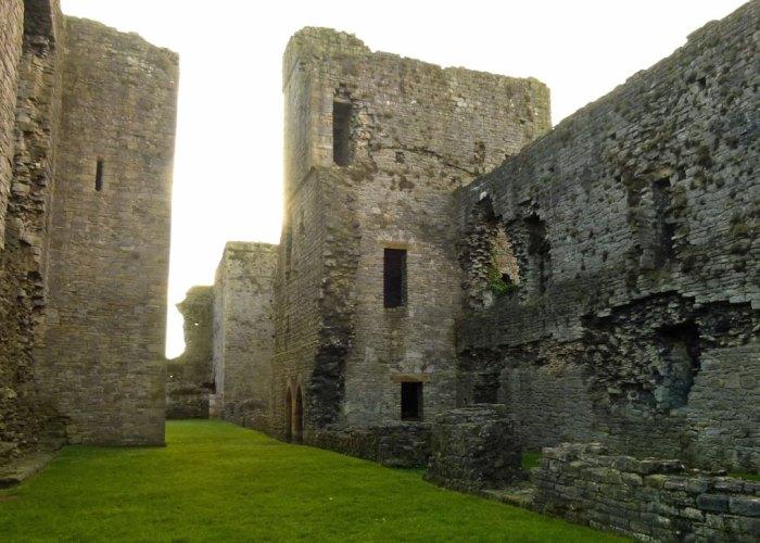 Middleham, castle, Neville, Earl of Warwick
