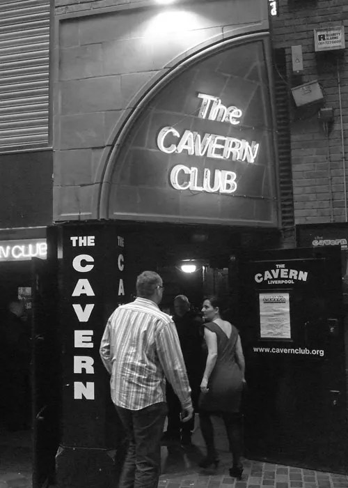 The Cavern Club, Liverpool, Beatles