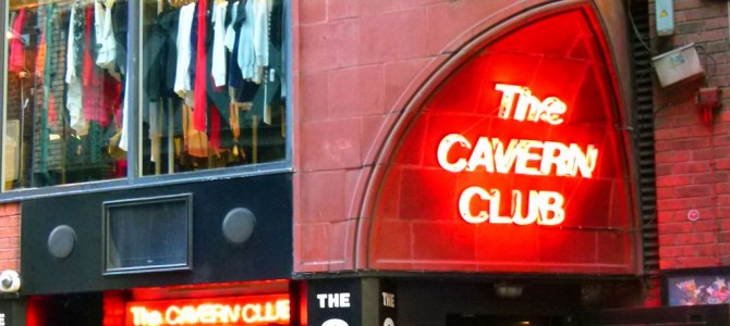 Liverpool's legendary Cavern Club