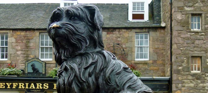 The spine-tingling tale of Greyfriars Bobby