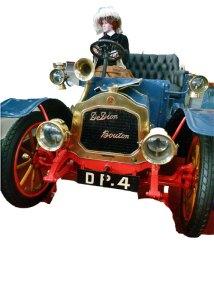 1907 De Dion Bouton, Lakeland Motor Museum