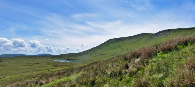 Walking Whernside
